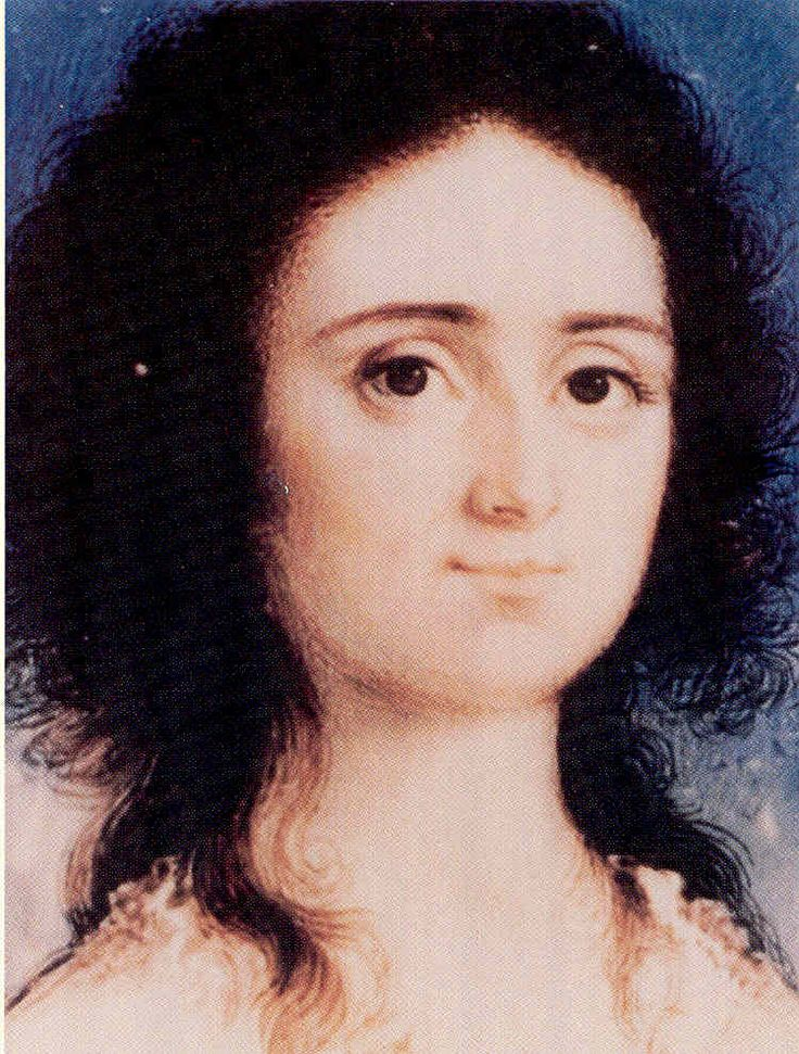 St Ann Elizabeth Seton, first saint of the United States