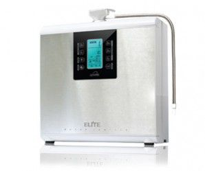 Evontis Elite water ionizer - Most powerful non-commercial water ionizer on the market with fully adjustable presets, via waterionizer.com