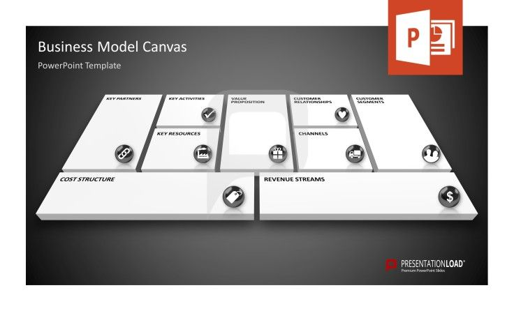 The 37 best business model canvas powerpoint templates images on business model canvas powerpoint template presentationload presentationl toneelgroepblik Gallery