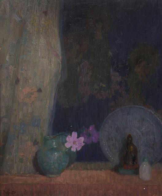 Hovsep Pushman    Sacred treasures. American, 1877-1966: Art Inspiration, Figures Painting, Fine Art, Nature Mort, Hauk Sven, Hovsep Pushman, Life Painting, Sacred, Flower Artistik