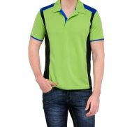 Lite Green Nick Polo T-Sh