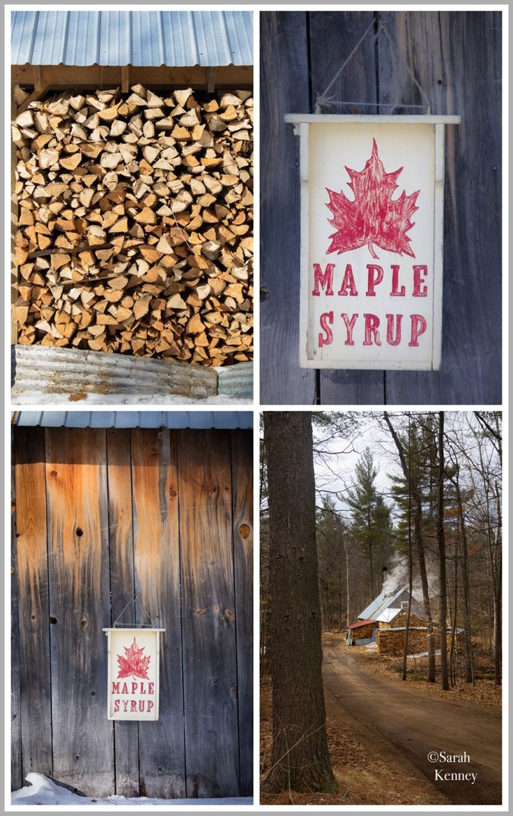 how to make maple syrup candy without a thermometer