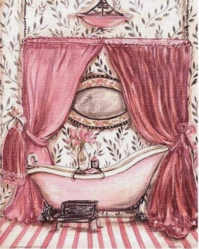 cheap clothing online bath     SO WELCOMING  vintage bathroom  victorian bathroom  ephemera  vintage clip art