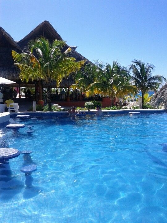 Mr. Sancho's in Cozumel Mexico ( This was the best resort  we been 2 AWSOME!! 7days Caribbean cruise!! J :)