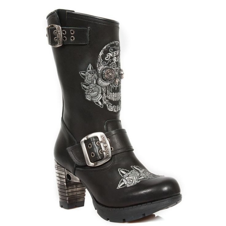 NEW ROCK TR047-S1. ☠ ~❥ ORDER NOW. #shamorg #rockboots #gothgoth #gothboots #gothfashion #gothicstyle #newrock_official #newrockboots #newrock