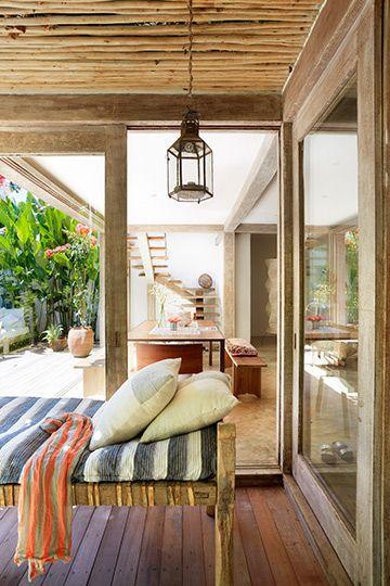 Casa Lola Una hermosa casa de verano en Brasil Casas