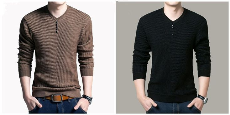Just launched! Men's V Neck Sweater - Long Sleeve Wool Casual Knitwear  http://ladshopglobal.com/products/mens-v-neck-sweater-long-sleeve-wool-casual-knitwear?utm_campaign=crowdfire&utm_content=crowdfire&utm_medium=social&utm_source=pinterest #mensfashion  #fashionista #mensaccessories
