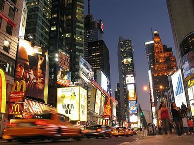 Top 10 Attractions in New York State