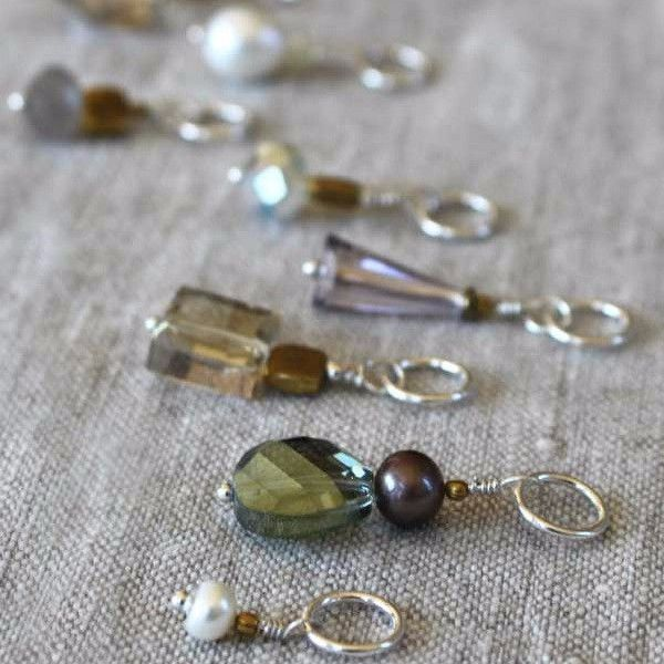Stitch Markers by Wool and Wire