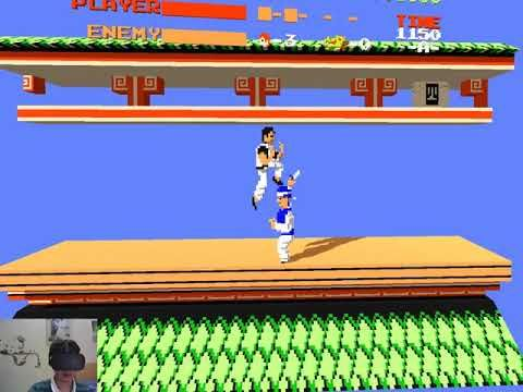 3DNes VR: Kungfu Remastered