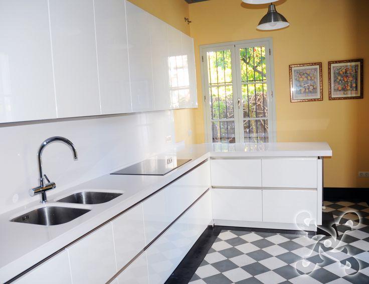 Mejores 95 imágenes de Cocina/ Kitchen en Pinterest | Azulejos ...