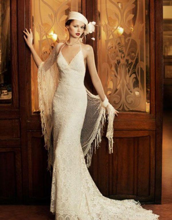 Свадебные платья в стиле ретро фото 5