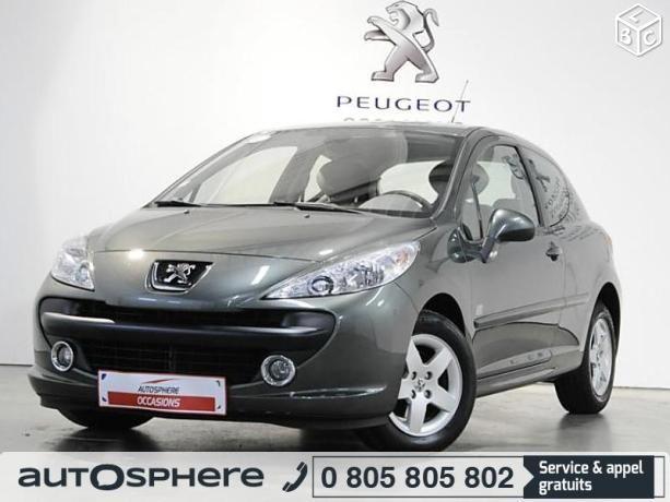 Peugeot 207 berline compact 1.4 VTi  essence 16v RWC 3p d'occasion garantie 3 mois. Reprise - Financement - Extension de garantie possible. Saint Cyr sur Loire - Tours - PEUGEOT GRANDS GARAGES DE TOURAINE
