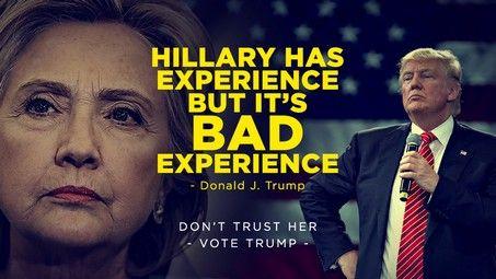 Donald Trump Buys ClintonKaine.com, Turns It into Anti-Hillary News Portal - http://conservativeread.com/donald-trump-buys-clintonkaine-com-turns-it-into-anti-hillary-news-portal/
