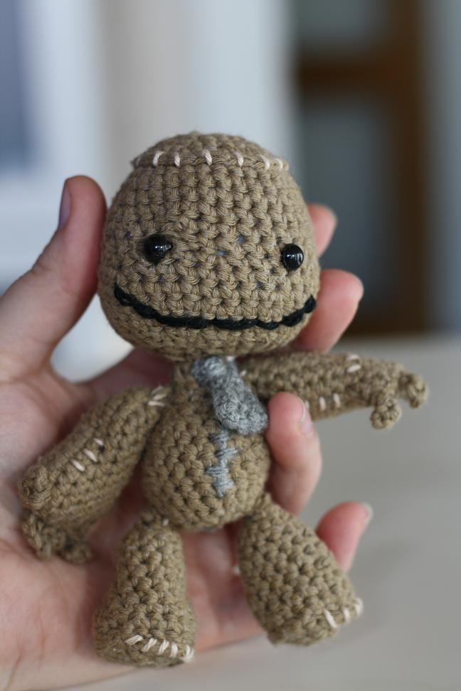 Little big planet puppet