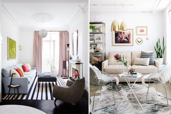 Ideas That Will Make Your Small Living Room Look Bigger Home Decoration Small Living Rooms Small Apartment Living Room Tiny Living Rooms