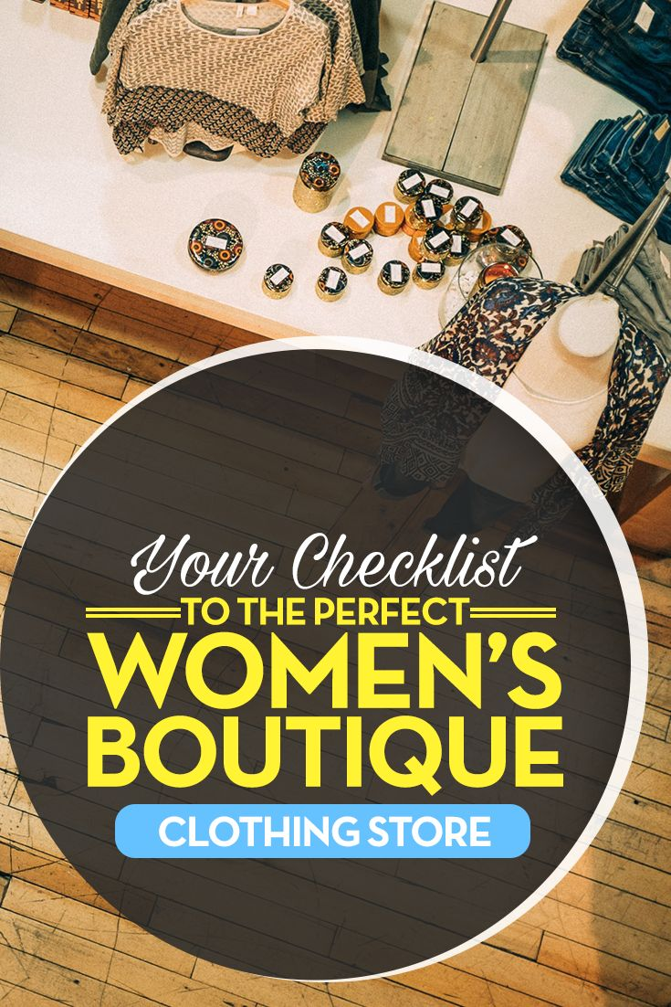 Your Checklist To The Perfect Women's Boutique Clothing Store>> http://declarebeauty.com/style/womens-boutique-clothing/