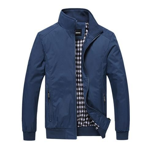 New 2016 Men's Fashion Casual Loose Men's Bomber Jacket
