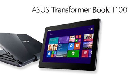 Enter the contest to win an ASUS Transformer Book T100 ~ Available in Canada
