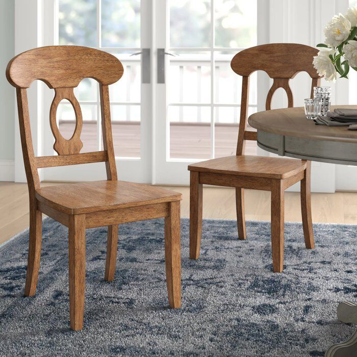 Solid Wood Dining Chairs Chair, Wayfair Dining Room Chairs