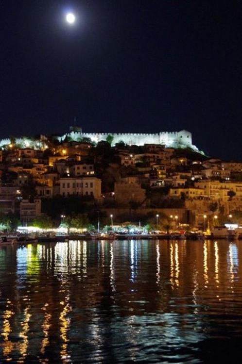 City of Kavala - Macedonia - Greece