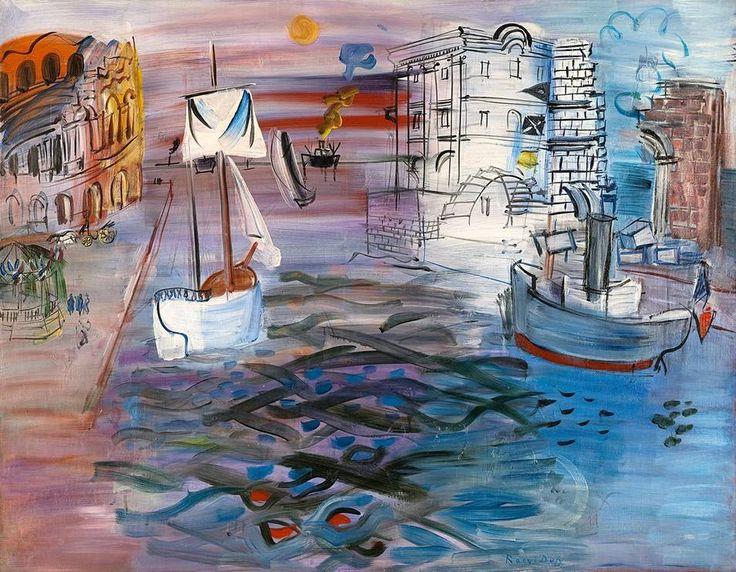 Raoul Dufy, el pintor de los placeres de la vida moderna - Libertad Digital - Cultura
