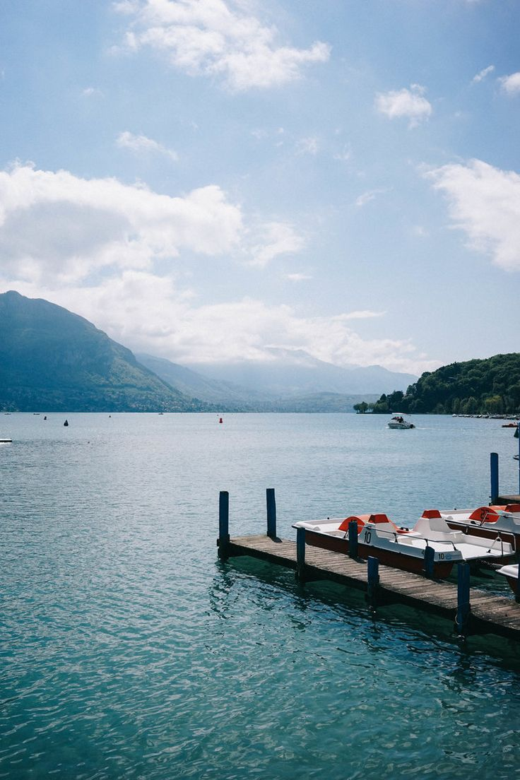 Annecy is idyllic for a summer trip. It's cobblestone streets and old buildings provide a romantic setting for tasty regional food like raclette and fondue. There's plenty to do in the nearby mountains or on the lake, making Annecy a destination that truly has it all.