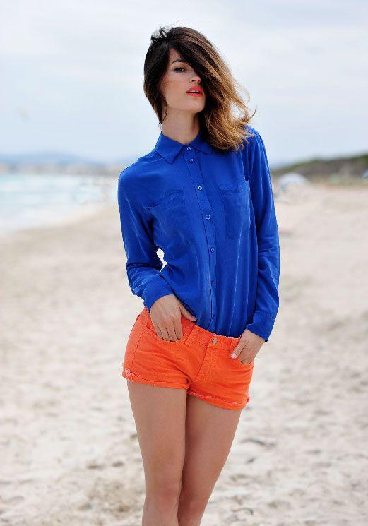 468 best Combinación de colores en ropa images on Pinterest