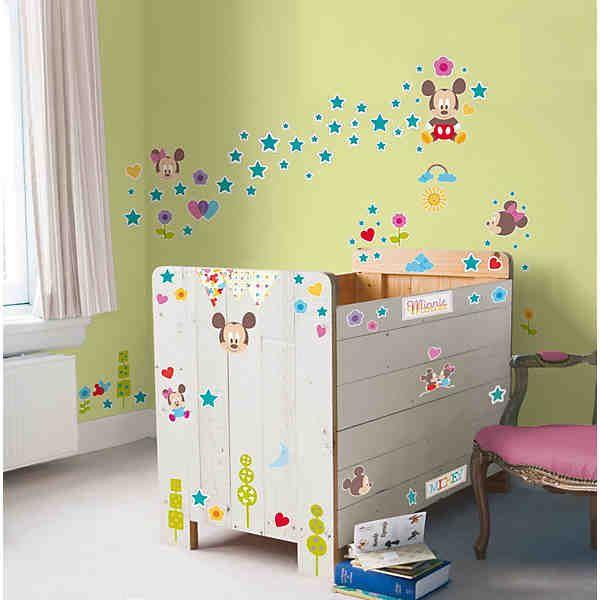 Trend Decofun Wandsticker Disney Baby Minnie und Mickey Mouse tlg online kaufen