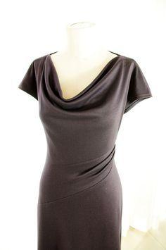 Eva dress pattern - Ein Schnittmuster für ein Kleid