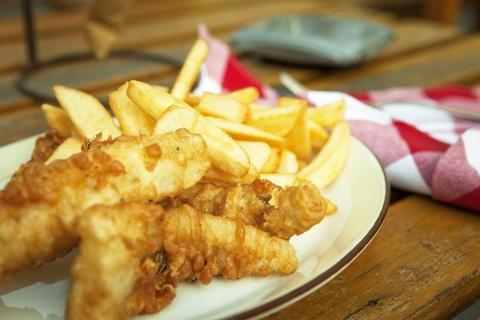 Fish - reteta