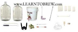 Superior Home Brew Beer Kit by Learntobrew.com. $137.99. Designed by a Professional Brewer. Equipment Built to Last. Make Many Batches of Beer Before This Equipment Need Replacing. Superior to Other Brew Kits Offered on the Market. This Superior Brewing Kit is an exclusive offer from Learn To Brew and includes all the equipment you need to get started home brewing excellent beer. No other kit is like this one. The other kits offered as deluxe beer kits do not in...