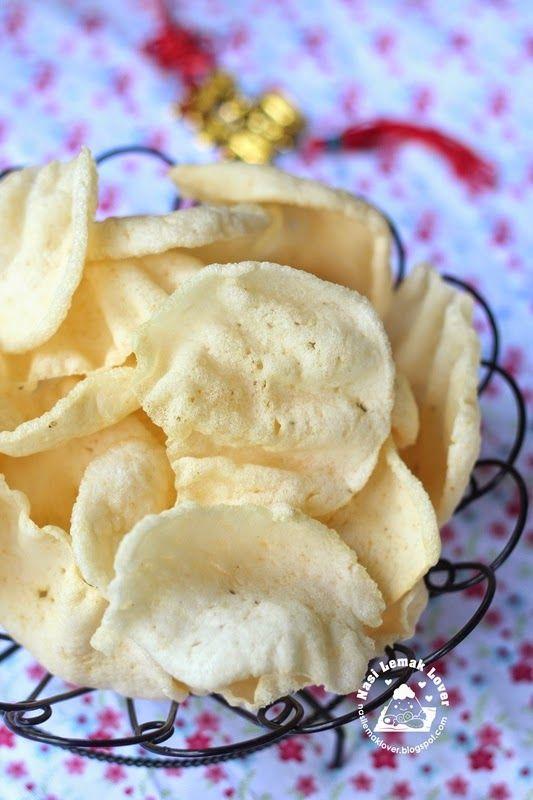 Nasi Lemak Lover: Homemade Prawn Crackers 自制虾饼~喜气羊羊 2015