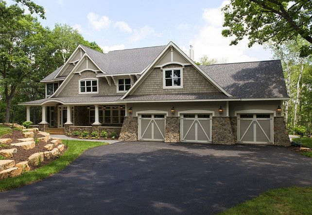 17 beste idee n over intellectual gray op pinterest - Sherwin williams thunder gray exterior ...