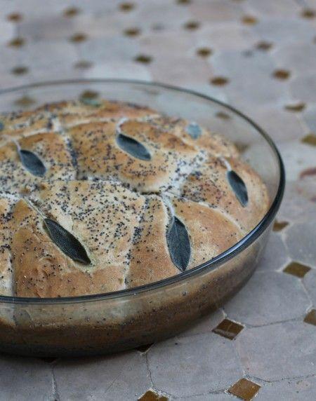 לחם כוסמין אוורירי