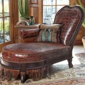 Iron Mountain Chaise