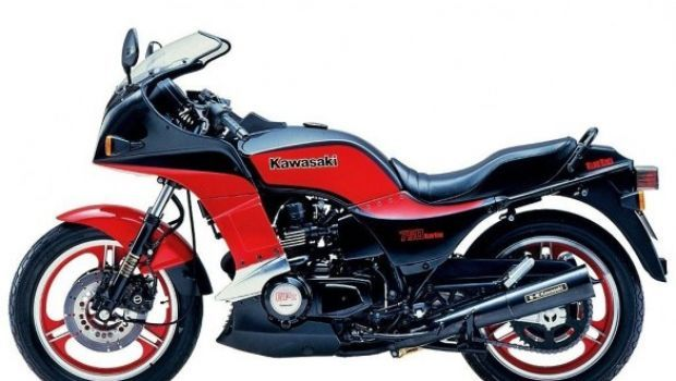 Amarcord: Kawasaki GPz750 Turbo
