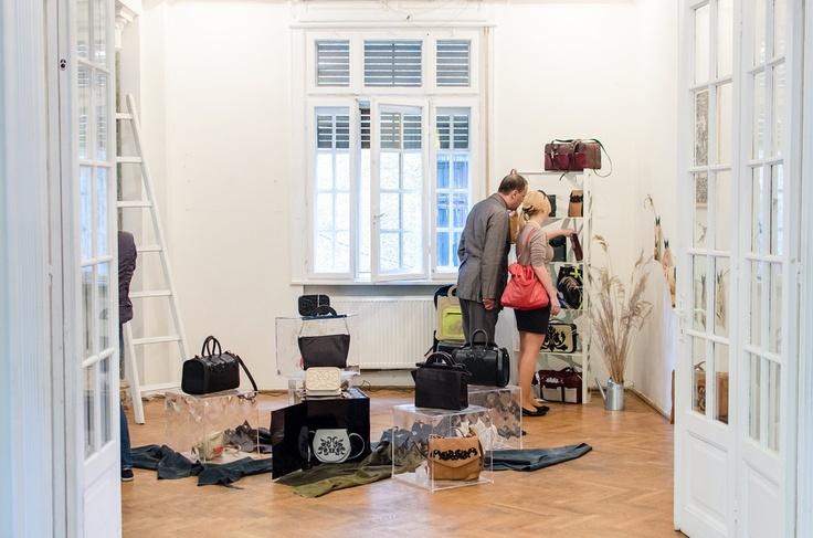 #showroom #designer #bags #iutta #leather #launch