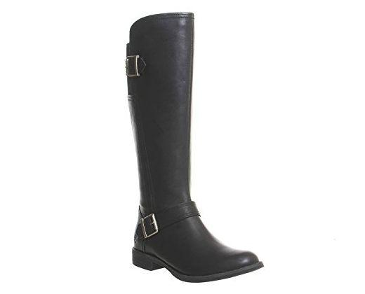Timberland Savin Hill Buckle Gore A123V Tall Boots Black 37, 4 UK - Stiefel für frauen (*Partner-Link)