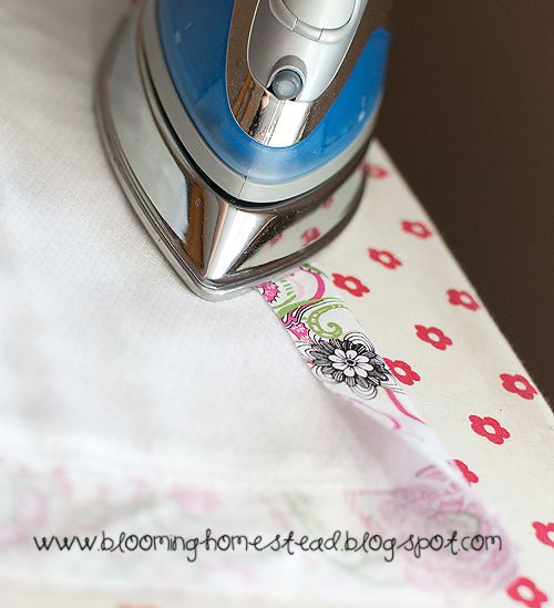 Baby Burp Cloths - Blooming Homestead