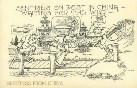 This Marine Corps Comic Strip Artist From The 1920s Might Be The Original Terminal Lance