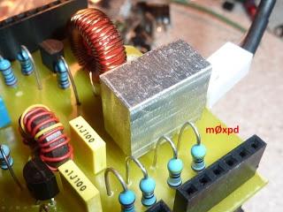 Arduinofied QRP radio beacon