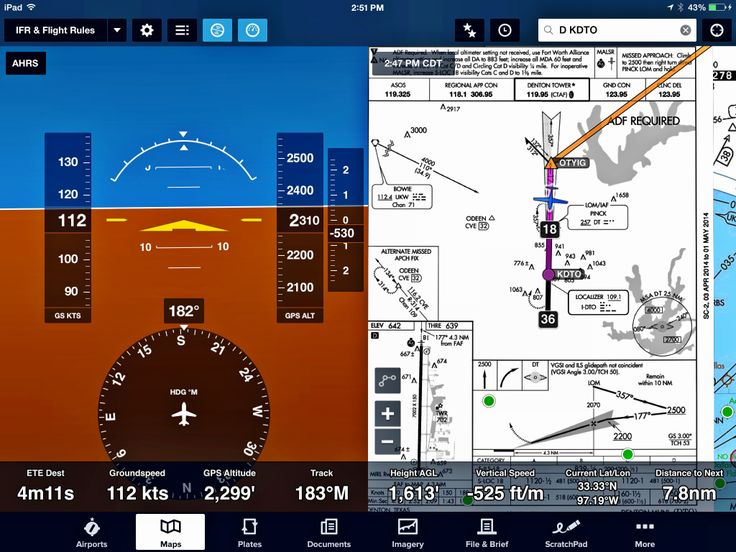 Flying ifr with foreflight stratus 2 what an awesome