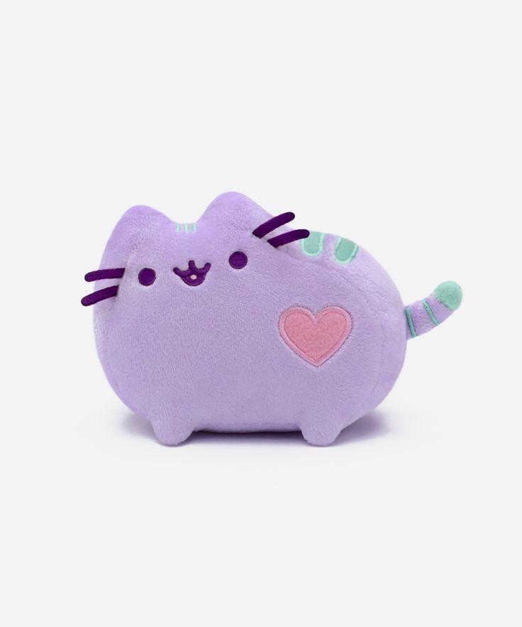 Mini Pastel Pusheen plush toy (lilac)