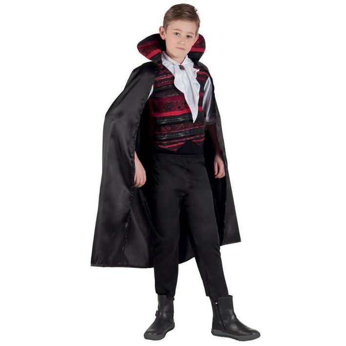 Disfraz de vampiro adinerado para niño