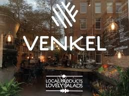 Venkel Salads, a new gluten free restaurant in the Pijp (Amsterdam) to get your healthy food quota up to standard
