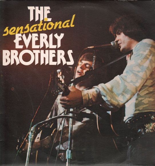 THE SENSATIONAL EVERLY BROTHERS VINYL 2 X LP reader's digest gatefold issue Including BYE BYE LOVE, WAKE UP LITTLE SUSIE, ALL I HAVE TO DO IS DREAM and many more hits by the fabulous Everly Brothers