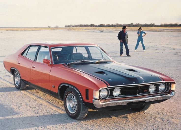 1972 Ford XA Falcon GT