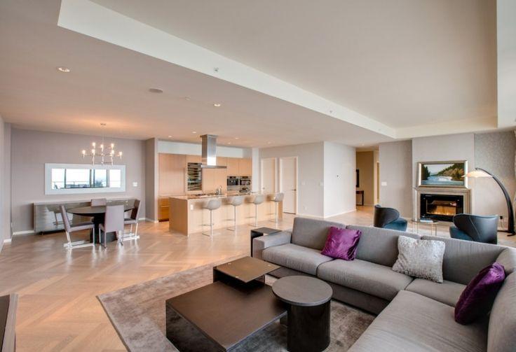Luxury Condo Interiors - Shangri-La Toronto