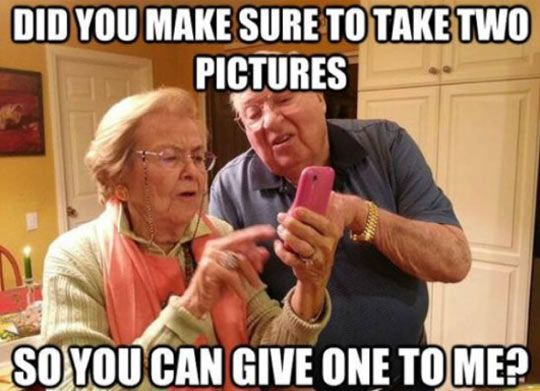 My Parents Whenever They Ask Me About Technology